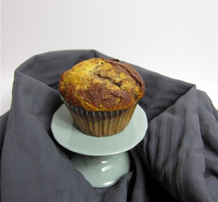 Fructose- und lactosefreie Marmor-Muffins 2