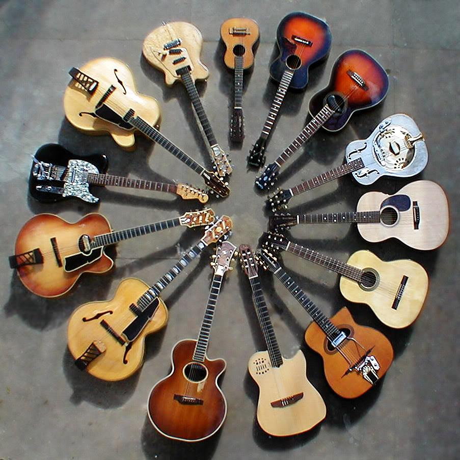 Mua đàn guitar giá bao nhiêu thì hợp lý