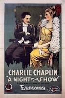 Charlot en el teatro Online