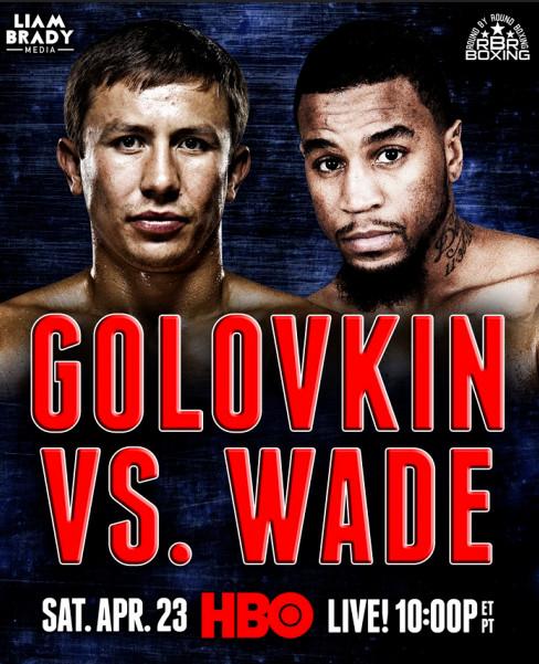 Gennady Golovkin Vs. Dominic Wade Tiket Online