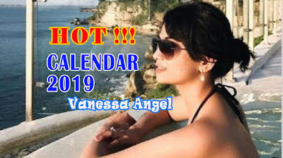 Vanessa Angel KALENDER 2019