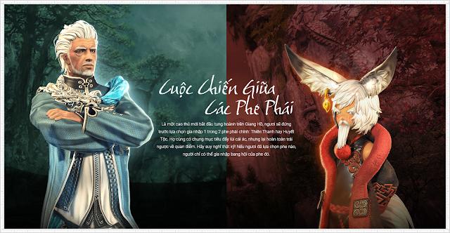Tải Garena Blade & Soul Việt Nam