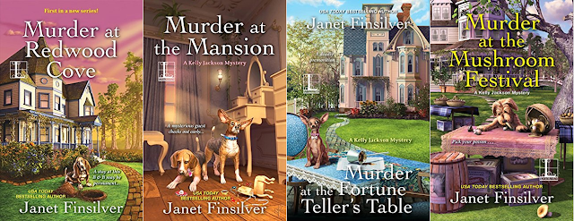 A Kelly Jackson Mystery series by Janet Finsilver