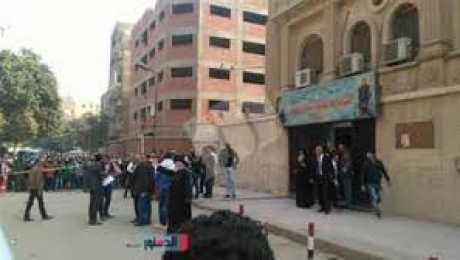 عــاجل قرار النائب العام على الإرهابى مرتكب الهجوم المسلح على كنيسة حلوان
