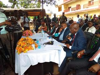 Guinée: Conakry, le nouveau Directeur Général de L'OGP installé dans ses fonctions