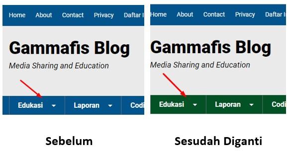 Mengedit Warna Template Blog adalah hal yang gampang Cara Mengganti Warna Template Blog dengan Mudah Lewat Kode HTML