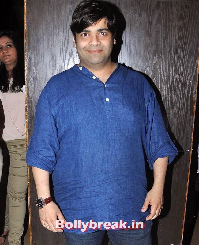 Kiku Sharda, Ankhon Dekhi Movie Premiere Pics
