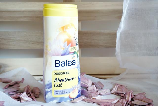 Balea Sommer Edition Abenteuerlust Duschgel