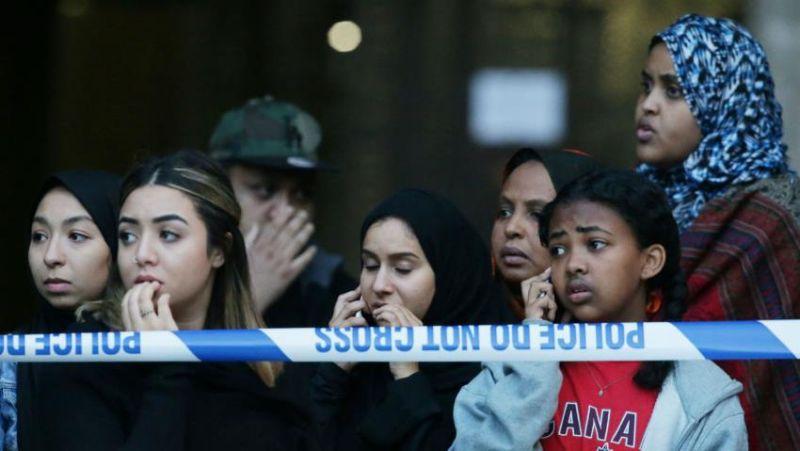 Ini Pernyataan Mengharukan Warga Apartemen London Setelah Ditolong Pemukim Muslim