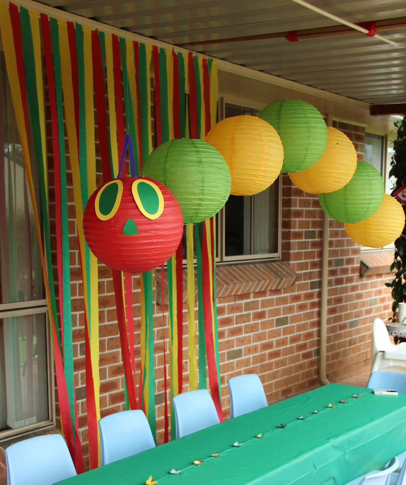 What Do You Do All Day?: The Very Hungry Caterpillar Party