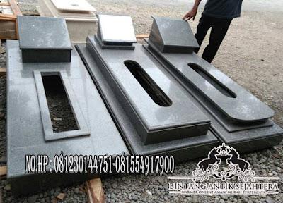 Contoh Makam Granit Tulungagung