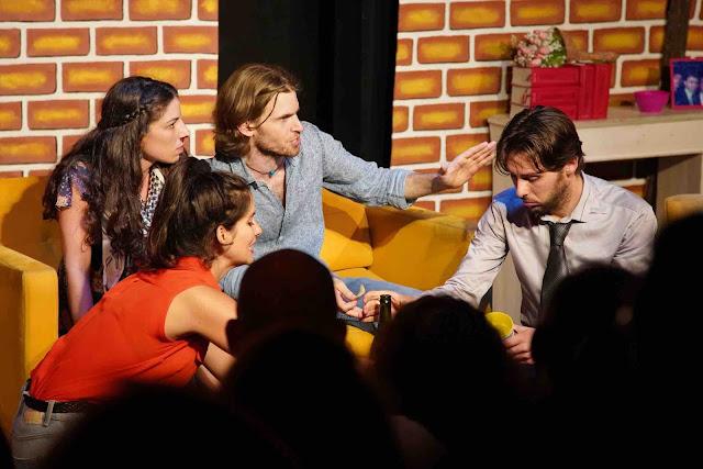 """""""La raclette"""" est la nouvelle comédie jubilatoire de Leah Marciano et Thibaut Marchand"""