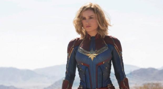 """Film """"Captain Marvel"""" Mulai Tayang Hari Ini"""