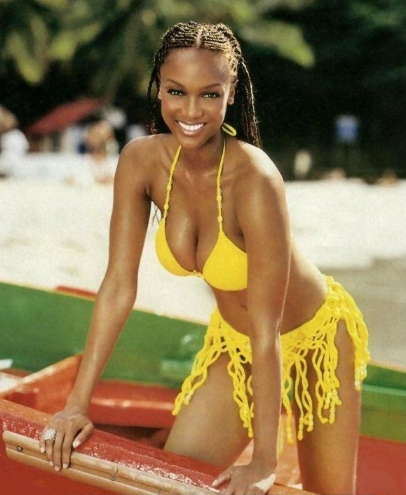 Tyra Banks Modeling: Tyra Banks Quotes