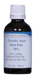 acido glicolico para la piel