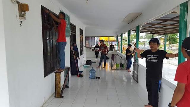FB IMG 1518120470477 - MWC NU Tarakan Timur - Bentuk Program Pemuda Cinta Masjid
