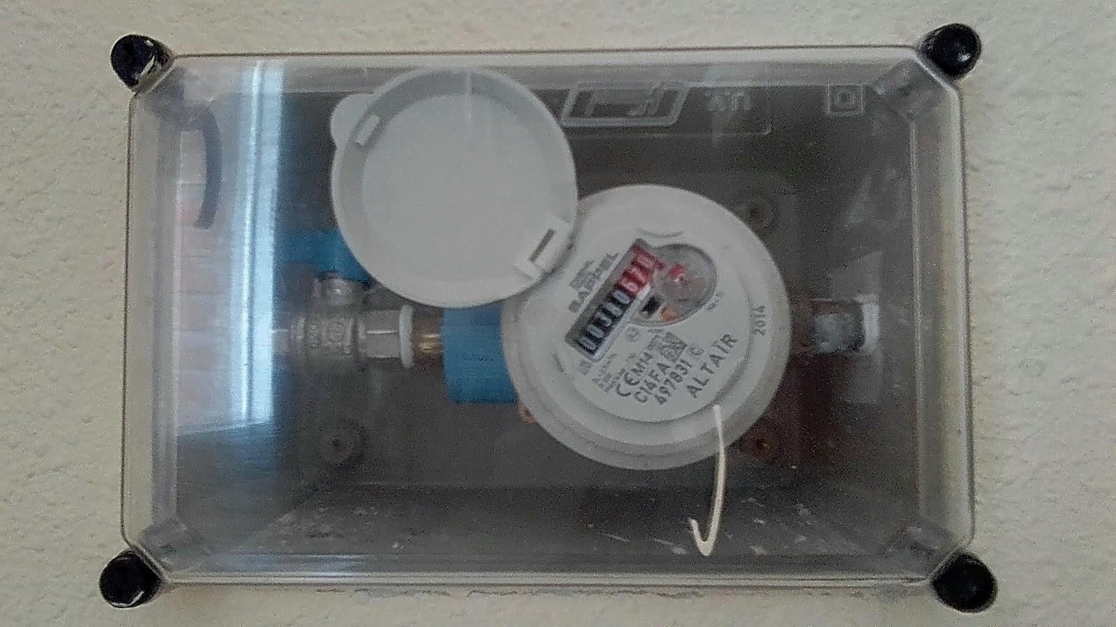 ite la cisterniga agua contador