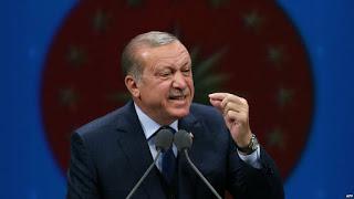 Η Συνθήκη της Λωζάννης για τον Ερντογάν