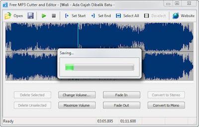 tips memotong lagu dengan software