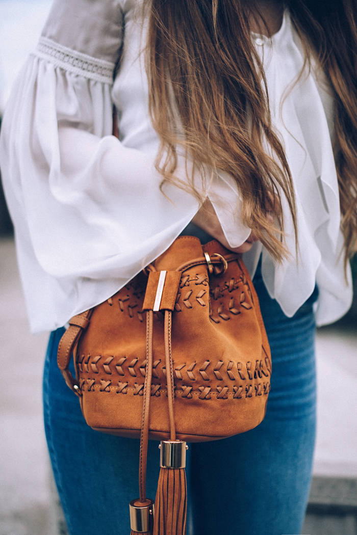 see by chloe suede bucket bag
