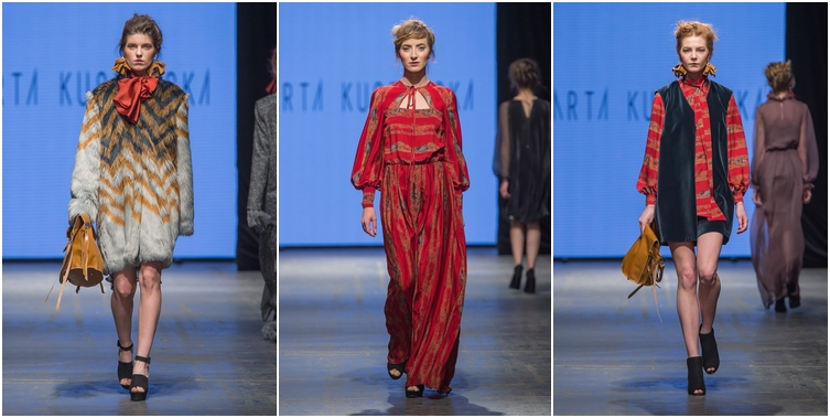 Pokaz kolekcji Marty Kuszyńskiej na XIV edycji FashionPhilosophy Fashion Week Poland