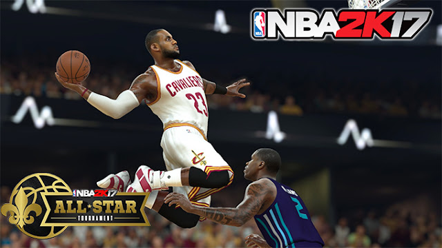 NBA 2K17 All-Star Tournament Patch 1.07