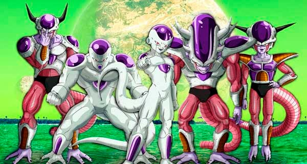 Freezer, familia y transformaciones del mejor villano de Dragon Ball Z