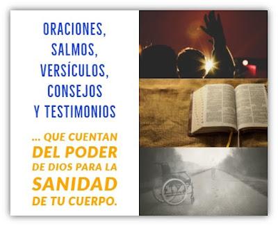 Oraciones Cristianas de Sanidad