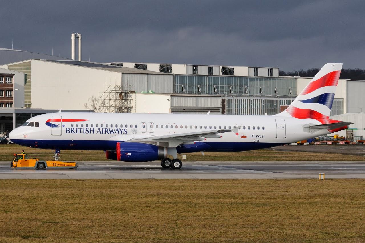 airbus hamburg finkenwerder news a320 232 british