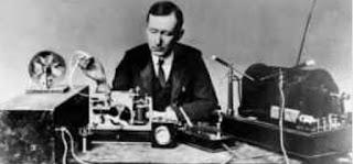 اختراعات العالم غوليلمو ماركوني مخترع جهاز الراديو