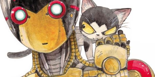 Atom - The Beginning, Manga, Actu Manga, Actu Japanime, Japanime,