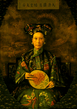 The secret life of empress in chinas dynasties