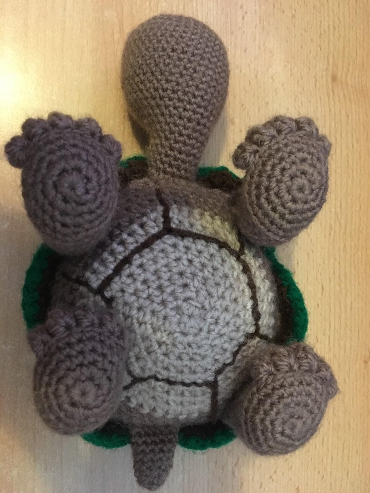 Crochet... Amigurumi : Tortoise