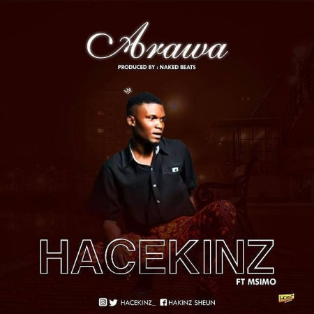 HACEKINZ FT MSIMO – ARAWA www.mp3made.com.ng