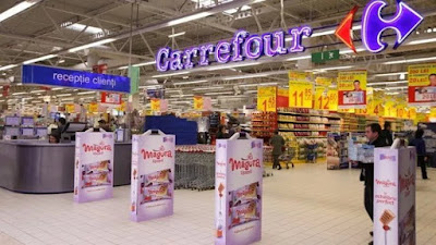 Carrefour ltd in Kenya. PHOTO | FILE