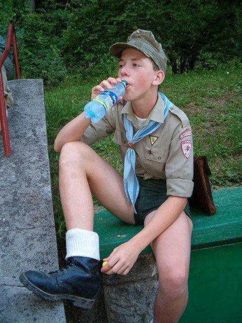 Boy Scout Twink