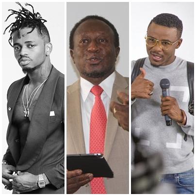 Dkt. Mwakyembe afunguka 'beef' ya Diamond na Alikiba, 'hamna sababu ya kuwasuluhisha'