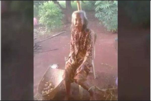 Kisah Nenek Renta Yang Bertahan Hidup Dari Buah Sawo Jatuh Sebagai Pengganjal Perut Dari Rasa Lapar