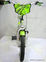 2 Sepeda Anak Atlantis Sport BMX 16 Inci