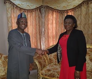 Ortom appoints first female Benue Head of Service