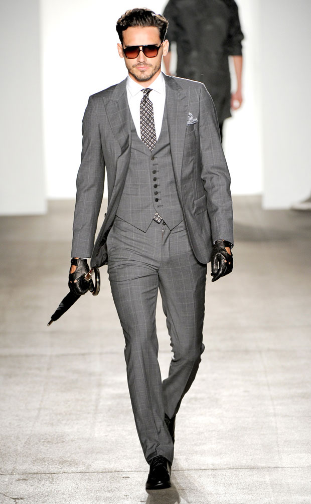 Men S Suits Modern Suit Styles For 2011 Best Haircuts