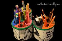 fabriquer pot crayon