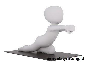 gambar gerakan yoga untuk kesehatan jantung