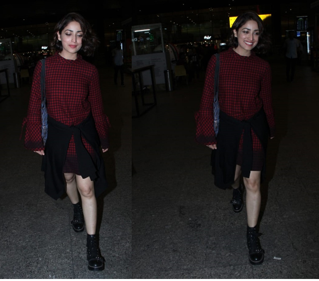 "Yami Gautam in an ""And"" Dress"