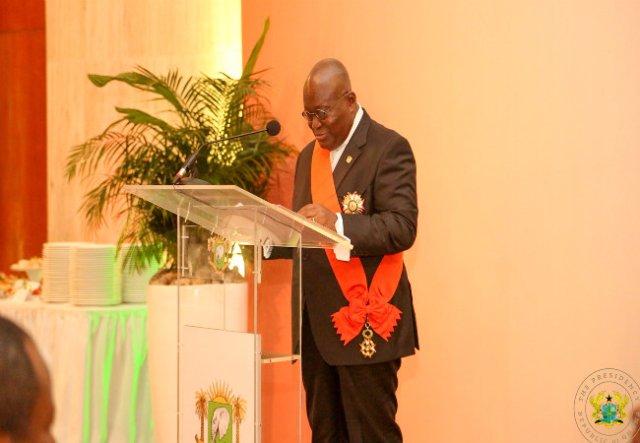Akufo-Addo attends 29th AU Summit