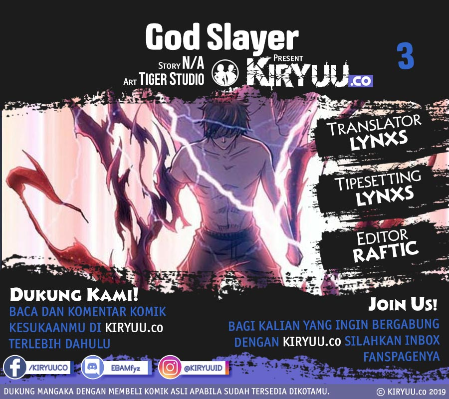 God Slayer Chapter 03-11