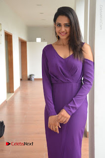 Actress Rakul Preet Singh Latest Stills in Beautiful Long Dress  0094.JPG