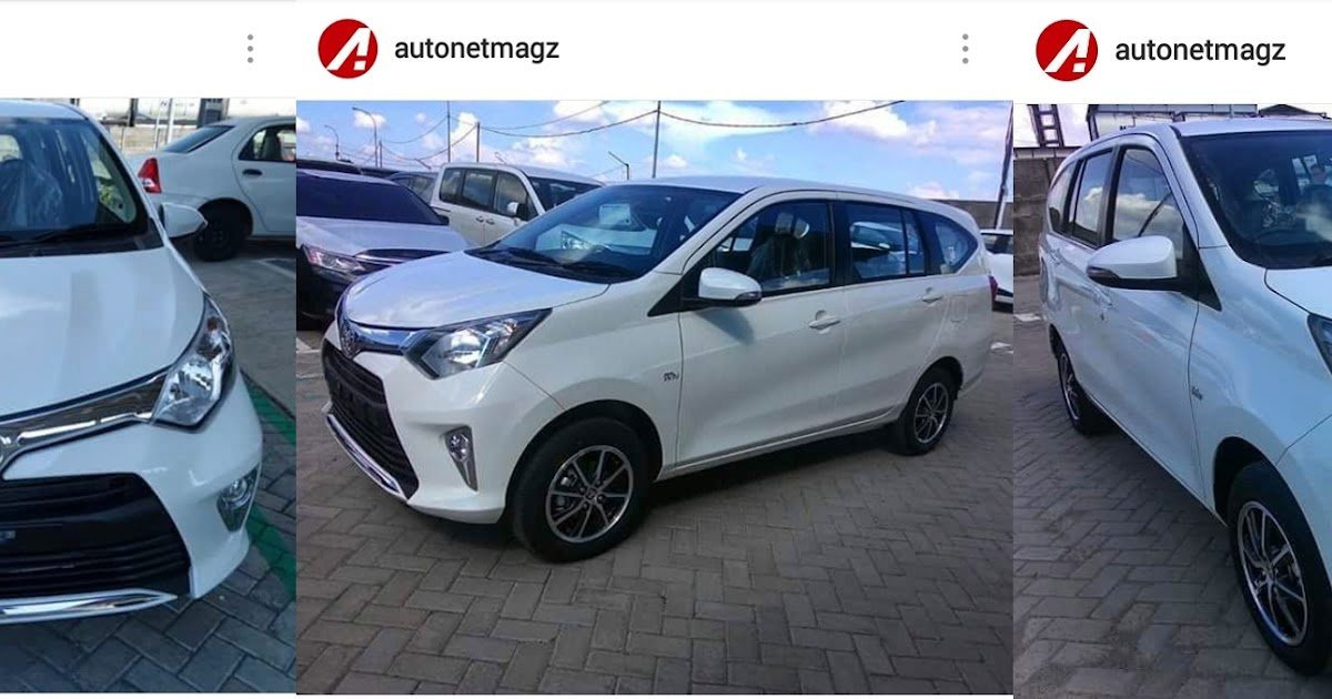 All New Innova Venturer 2017 Toyota Camry 2018 Thailand Promo Kredit Bandung 2017, Harga ...