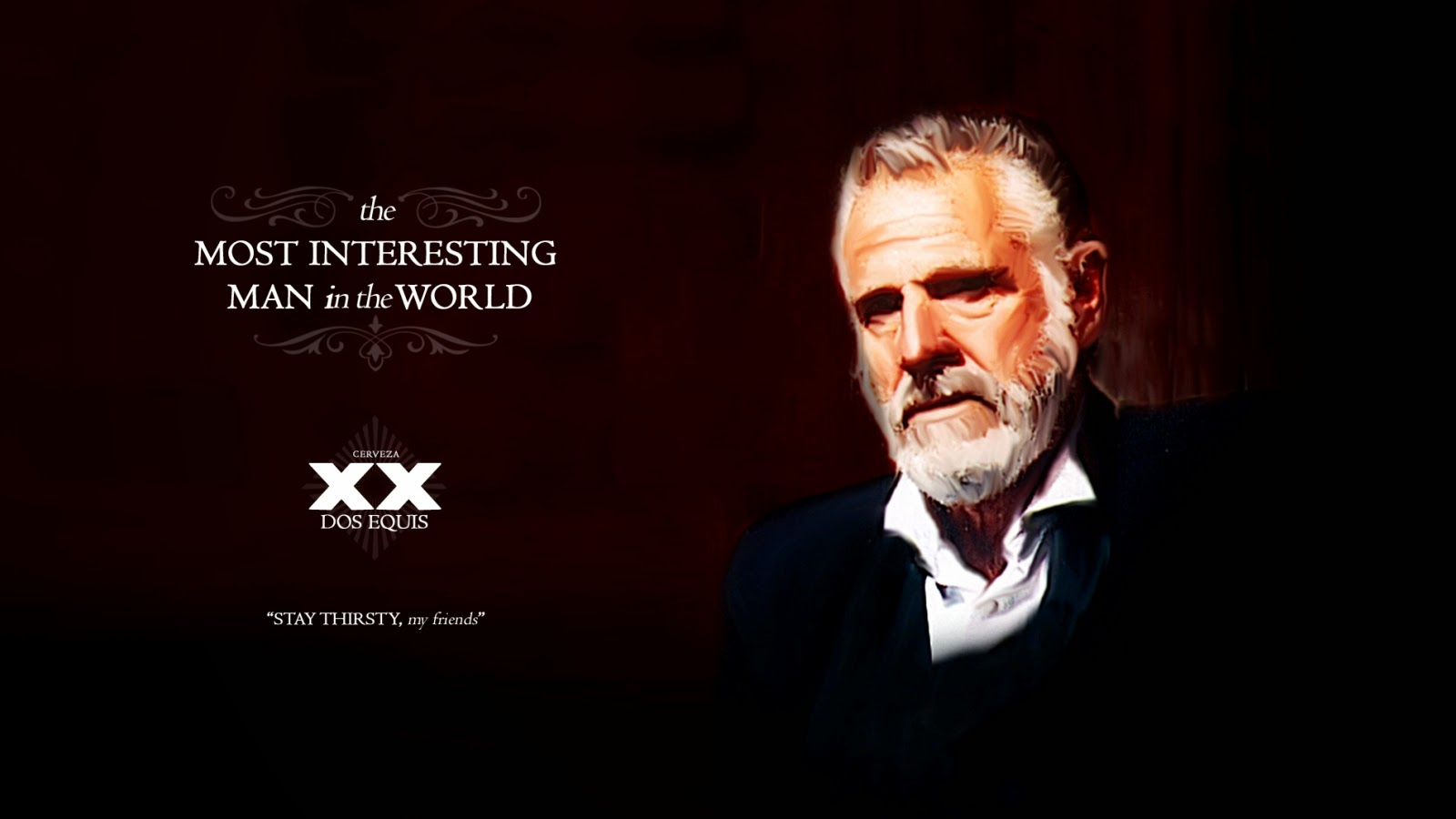 "theKONGBLOG™: INSIDE KNOWLEDGE: ""The Most Interesting Man ..."