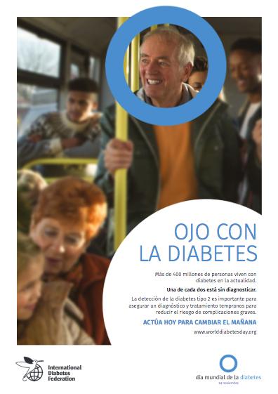 Hora de escribir, y despejar: historias del Día Mundial de la Diabetes
